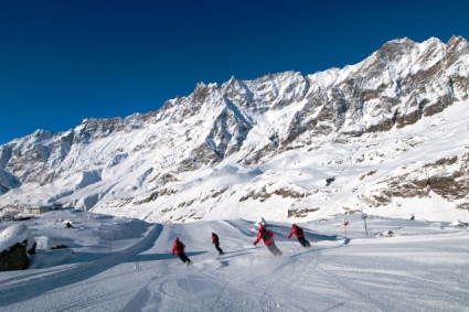 Snow-wise - Our complete guide to Cervinia, Italy - Cervinia for intermediates
