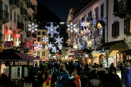 Snow-wise - Our complete guide to Chamonix, France - Chamonix's après-ski