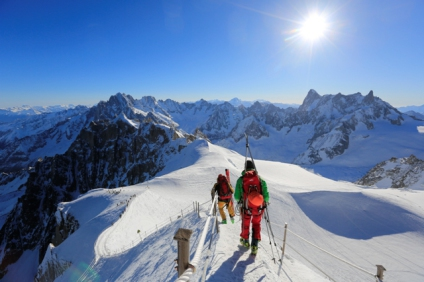 Snow-Wise - Our complete guide to Chamonix, France - Chamonix for experts