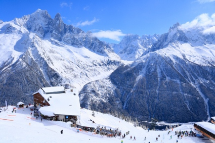 Snow-wise - Our complete guide to Chamonix - Chamonix's ski area - La Flégère