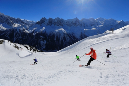 Snow-wise - Our complete guide to Chamonix - Chamonix for intermediate skiers - Le Brévent