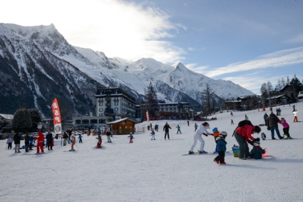 Snow-wise - Our complete guide to Chamonix - Chamonix for beginner skiers - Le Savoy