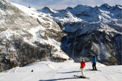 Snow-wise - Our complete guide to Champoluc - Champoluc's ski area