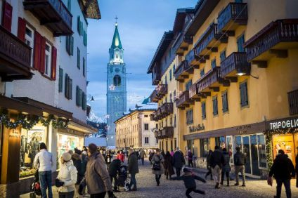 Snow-wise - Our complete guide to Cortina - Cortina, the resort