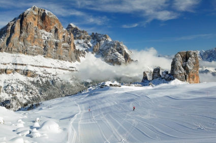 Snow-wise - Our complete guide to Cortina - Cortina for intermediate skiers
