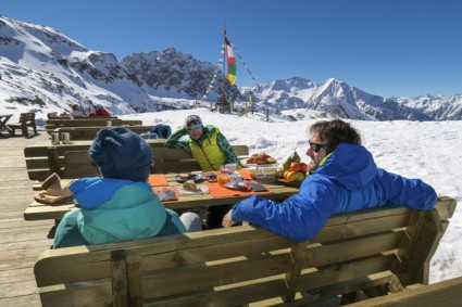 Snow-wise - Our complete guide to Champoluc - Mountain restaurants in Champoluc