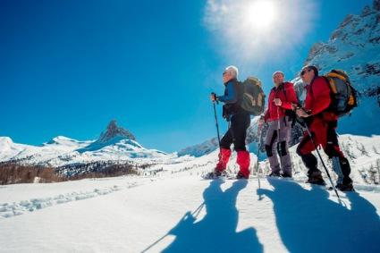 Snow-wise - Our complete guide to Cortina - Cortina for non-skiers