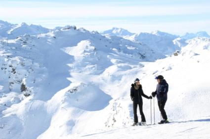Snow-wise - Our complete guide to Courchevel - Courchevel's ski area