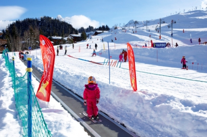 Snow-wise - Our complete guide to Courchevel - Courchevel for beginner skiers
