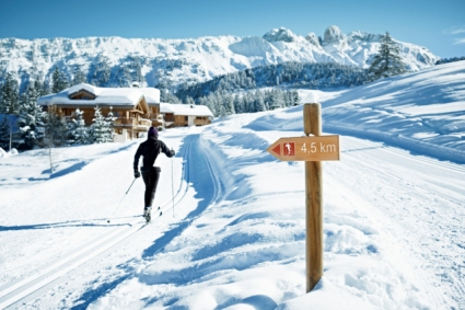Alternative TextInsert an alternative text here. Snow-wise - Our complete guide to Courchevel - Courchevel for cross-country skiers