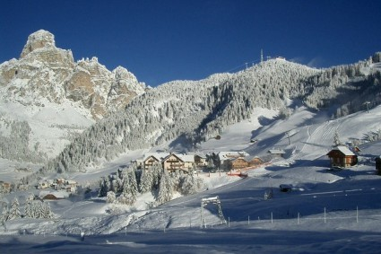 Snow-wise - Our complete guide to Corvara - Corvara, the resort