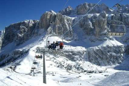 Snow-wise - Our complete guide to Corvara - Corvara's ski area
