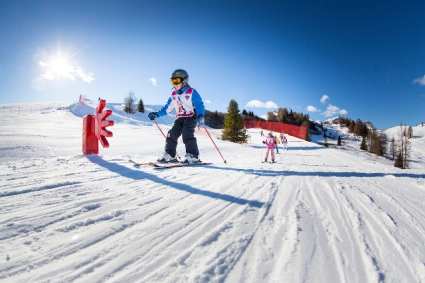 Snow-wise - Our complete guide to Corvara - Corvara for beginner skiers