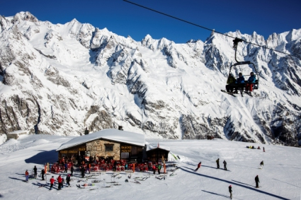 Snow-wise - Our complete guide to Courmayeur - Courmayeur's ski area