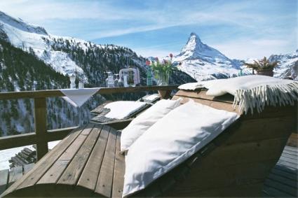Snow-wise - Our complete guide to Zermatt - Zermatt's mountain restaurants