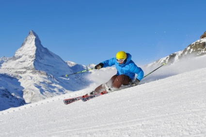 Snow-wise - Our complete guide to Zermatt - Zermatt's ski area