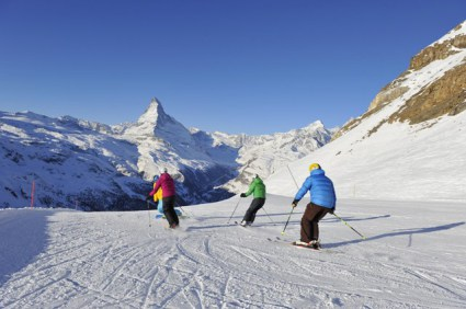 Snow-wise - Our complete guide to Zermatt - Zermatt for intermediate skiers