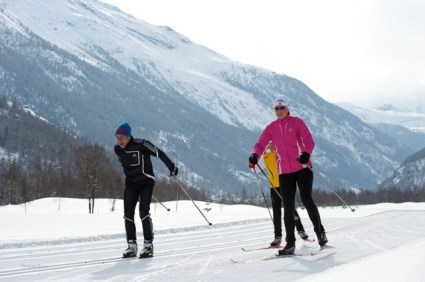 Snow-wise - Our complete guide to Zermatt - Zermatt for cross country skiers