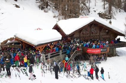 Snow-wise - Our complete guide to Zermatt - Zermatt's après-ski - Hennu Stall