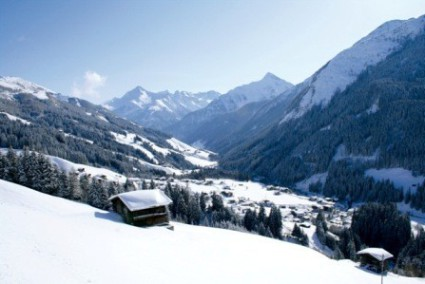 Hintertux, Austria - guaranteed snow, guaranteed childcare
