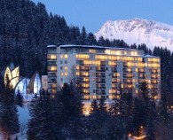 Snow-wise - Tschuggen Grand Hotel *****, Arosa, Switzerland