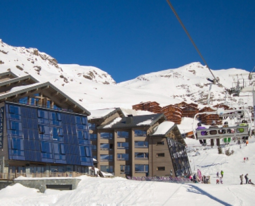 Snow-wise - Our guide to the best ski hotels for ultimate convenience