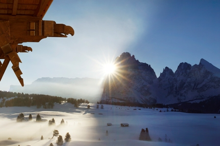 Adler Mountain Lodge, Ortisei, Italy - snow-wise - The best ski hotels for ultimate convenience