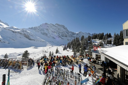 Trübsee Alpine Lodge, Engelberg - snow-wise - The best ski hotels for ultimate convenience