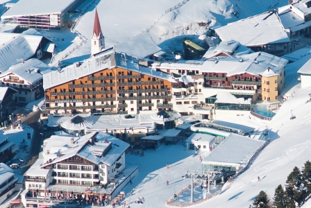 Hotel Edelweiss & Gurgl, Obergurgl - snow-wise - The best ski hotels for ultimate convenience