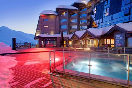 Hotel Altapura, Val Thorens, France - snow-wise -The best ski hotels for contemporary luxury