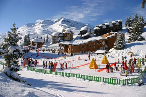 Avoriaz, France - Snow-wise - Our guide to the best ski resorts for beginners