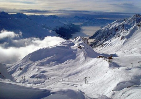 Valluga, St Anton, Austria - Snow-wise - Our guide to the best ski resorts for experts
