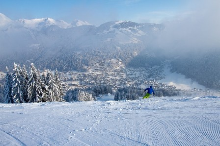 Morzine, France - Snow-wise - Our guide to the best ski resorts for short ski breaks