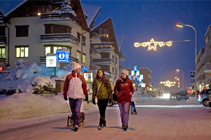 Snow-wise - Our complete guide to Engelberg, Switzerland - Engelberg, the resort