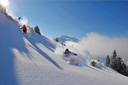 Snow-wise - Our complete guide to Engelberg, Switzerland - Engelberg for expert skiers