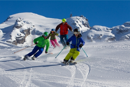 Snow-wise - Our complete guide to Engelberg, Switzerland - Engelberg for intermediates