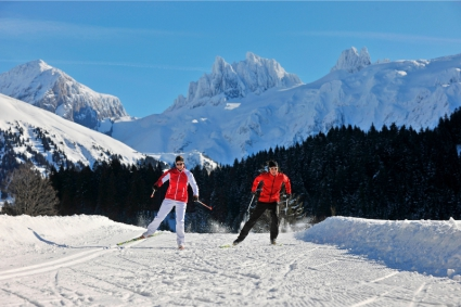 Snow-wise - Our complete guide to Engelberg, Switzerland - Engelberg for cross country skiers