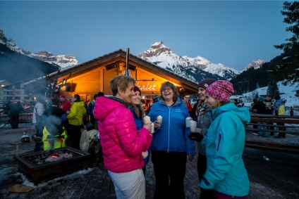 Snow-wise - Our complete guide to Engelberg, Switzerland -  Engelberg's après-ski