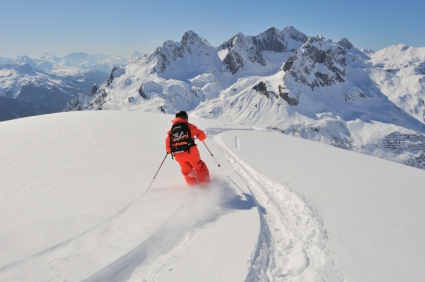 Snow-wise - Our complete guide to Lech-Zürs, Austria - Lech-Zürs's ski area