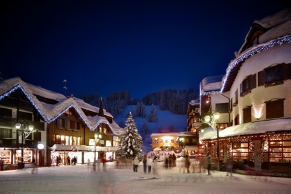 Snow-wise - Our complete guide to Madonna di Campiglio, Italy - Madonna di Campiglio - the resort
