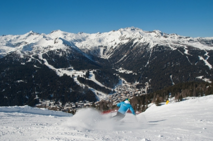 Snow-wise - Our complete guide to Madonna di Campiglio, Italy - Madonna di Campiglio's ski area