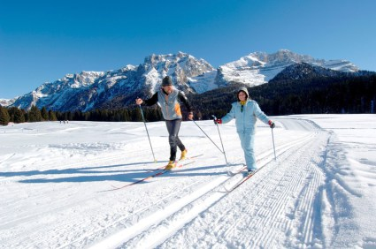 Snow-wise - Our complete guide to Madonna di Campiglio, Italy - Madonna di Campiglio for cross country skiers