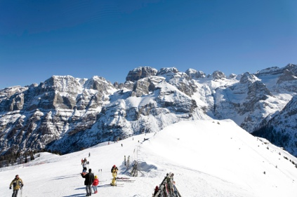 Snow-wise - Our complete guide to Madonna di Campiglio, Italy - Madonna di Campiglio for intermediates