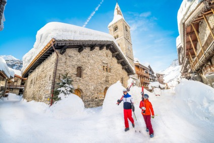 Snow-wise - Our complete guide to Val d'Isère, France - Val d'Isère, the resort