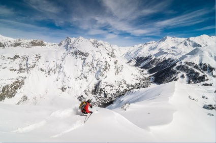Snow-wise - Our complete guide to Val d'Isère, France - Val d'Isère for experts