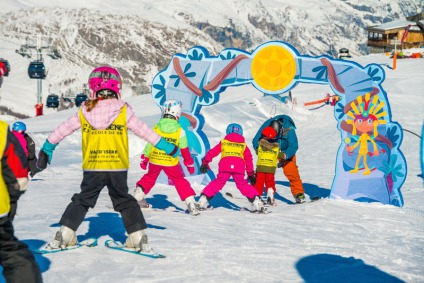 Snow-wise - Our complete guide to Val d'Isère, France - Val d'Isère for beginners