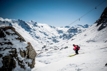 Snow-wise - Our complete guide to Val d'Isère, France - Val d'Isère for intermediates