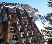 Hotel des Dromonts****, Avoriaz, France