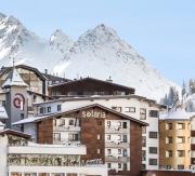 Hotel Solaria, Ischgl, Austria