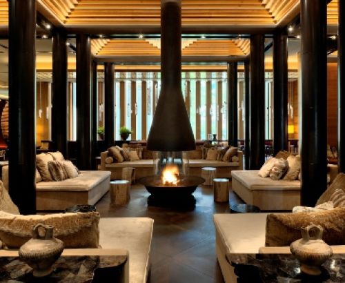 Snow-wise - The best ski hotels for contemporary luxury